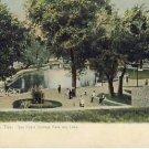 San Pedro Springs Park & Lake San Antonio,Texas VP-5955