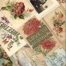 Lovey Lot of 21 Vintage Mixed Grtg Postcards VP-6836