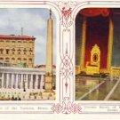 Dual View Scenic Vatican ROME Postcard VP-6220