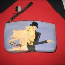ART DECO Novelty Beaded & Sequined Handbag- Clutch New