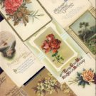 20 Vintage 1910-20 BIRTHDAY GREETING Postcards VP-5874