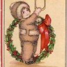 MARGARET EVANS PRICE Vintage Christmas Postcard VP-5759