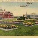 Admin. Bldg. Bowman Field, Louisville, Kentucky VP-6198