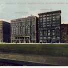 Michigan Ave. Chicago Vintage Grtg. Postcard VP-2845