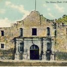 1909 SAN ANTONIO, TEXAS THE ALAMO POSTCARD VP-5987