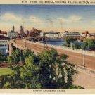 Milling District Minneapolis, MN Postcard VP-6099