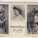RARE Rose Company 3 Image Opera Postcard VP-2449