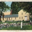 Nathan Hale Birthplace S, Coventry CT Postcard VP-6475