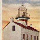 Old Spanish Light House San Diego, CA Pcard VP-6689