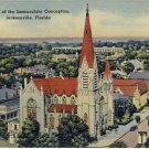 Church of Immaculate Conception Jacksonville FL VP-6551