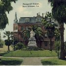 Margaret Statue, NEW ORLEANS, LA Postcard VP-6364