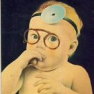 Baby Doctor Vintage NOVELTY Postcard VP-6579
