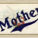 Antique Name MOTHER Vintage Greeting Postcard VP-6011