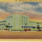 NBC Radio City, Hollywood, CA Postcard VP-6333