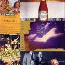 Lot of 6 Oversized Advertising Postcards VP-1510