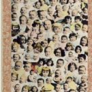 Multiple Babies UTAH Greeting PostcardVP-4602
