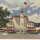 BROADMOOR HOTEL Colorado Springs CO Postcard VP-2485