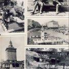 7 Vintage California Real Photo Postcards VP-5713