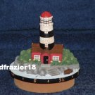 LIGHTHOUSE Jar Candle Topper Light House