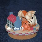 ANTIQUE TOYS Jar Candle Topper