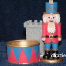 Tealight Tea Light Candle Holder Christmas NUTCRACKER