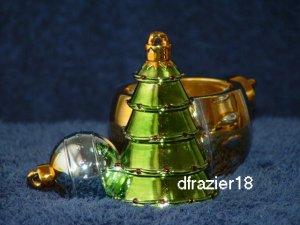 Tealight Tea Light Candle Holder CHRISTMAS ORNAMENTS