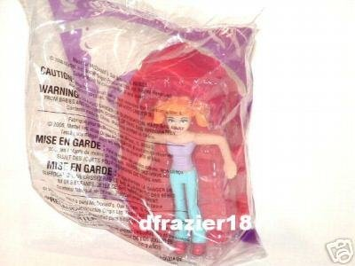 McDonalds McDonald's Happy Meal Toy Polly Pocket PollyWorld 2006 #2 LEA COASTER