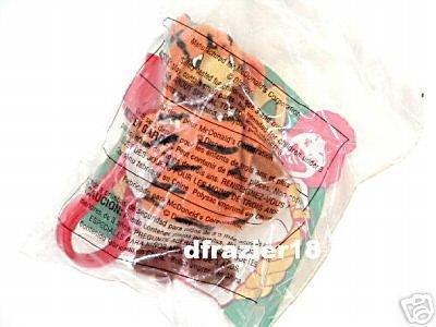 McDonalds McDonald's Happy Meal Toy Keychain Walt Disney 2000 #6 TIGGER MOVIE OWL