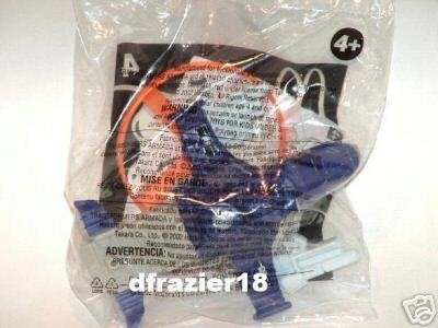 McDonalds McDonald's Happy Meal Toy 2002 #4 TRANSFORMERS ARMADA CYCLONUS