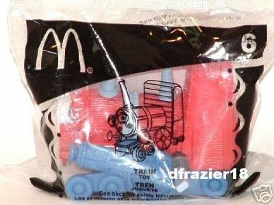 McDonalds McDonald's Happy Meal Toy 2006 #6 DOOGAL TRAIN