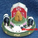 Stay On Top Candle Topper Capper Snuffer Set Farm Country Decor BARNYARD