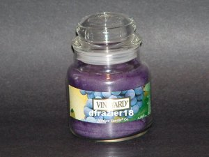 Yankee Candle 3.7 oz Jar Housewarmer VINEYARD