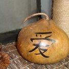 Asian Motif Gourd