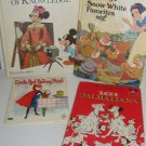 LOT OF VINTAGE CHILDREN BOOKS
