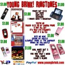 Young BRINK! Ringtones