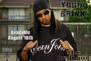 """The Prologue DVD """"Young BRINK!"""""""