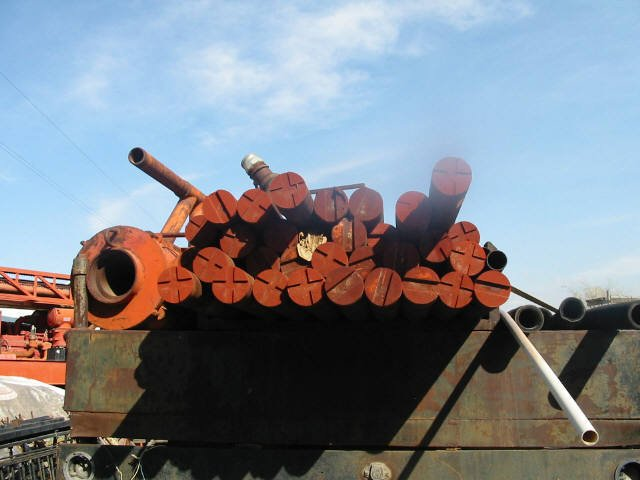 Used CSR Drill Pipe For Sale