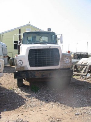 Used Ford Water / Pipe Truck For Sale