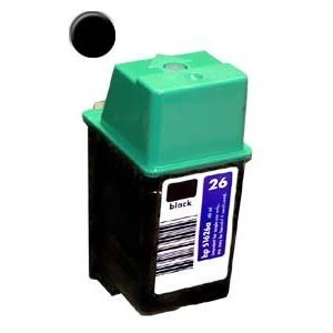HP 51626A  Black ink cartridge 26A