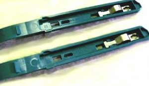 87VYR Dell Drive Rails for mounting hard drives (4 rails)
