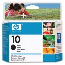 HP Ink cartridge 10 Black  C4844A