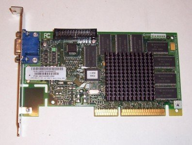 DIAMOND Viper V550 TNTA 16MB - 2x  AGP Cards
