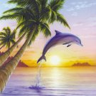 Beautiful Dolphin Cross Stitch Pattern***L@@K***