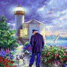 Light House Keeper Cross Stitch Pattern***L@@K***