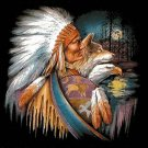 Native American WoLf EagLe Cross Stitch Pattern***L@@K***