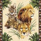Big Cats Cross Stitch Pattern***L@@K***