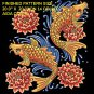 Koi Fish Cross Stitch Pattern***L@@K***