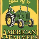 American Farmer Cross Stitch Pattern***L@@K***