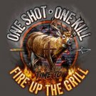 Fire Up The Grill Cross Stitch Pattern***L@@K***