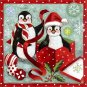 Holiday Winter Cheer Cross Stitch Pattern***L@@K***